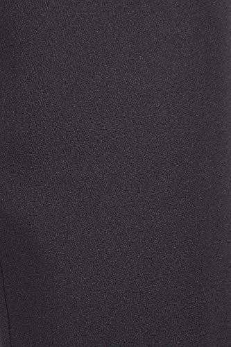Donna T66003 Nero Pantaloni Poliestere SO ALLURE qtEOP