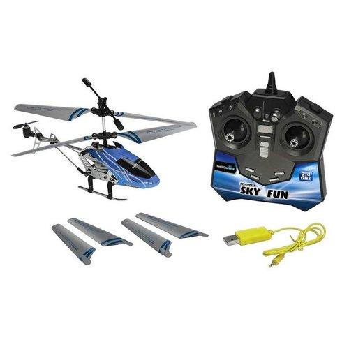 Revell Control 23982 - Sky Fun, RTF/3CH/2.4 GHz ferngesteuerter Helikopter