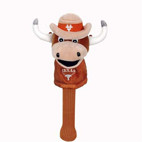 Texas Mascot Golf Club Headcover, Outdoor Stuffs