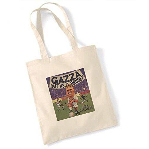 Gazza Daft als Pinsel Tasche