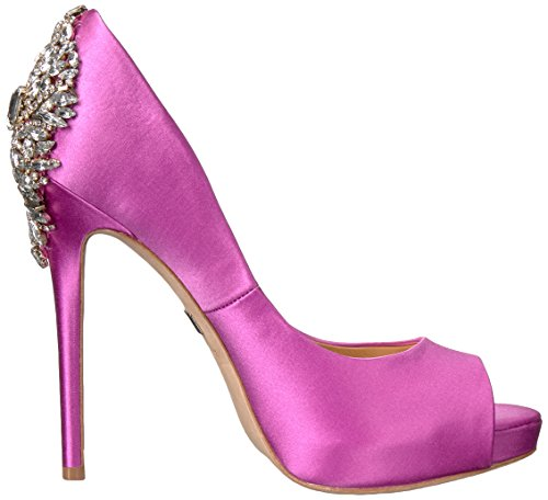 marketable Badgley Mischka Women's Kiara Dress Pump Radiant Orchid free shipping eastbay footaction online low price fee shipping for sale XoE9sFqF