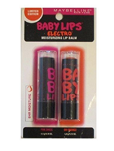 New Baby Lips Lip Balm
