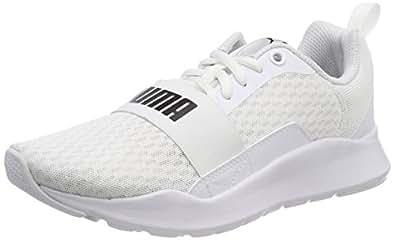 Puma Walking Shoes For Men, White (366970_02),43 EU