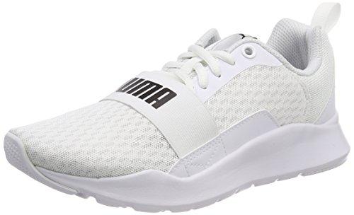 Wired Ginnastica Puma Scarpe Basse Bianco White 02 x0RI6x