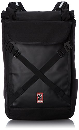 Chrome BG-190-BKBK Black One Size Bravo 2.0 Backpack by Chrome