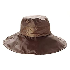 GAMT Unisex Solid Color Rain Hat Foldable Waterproof