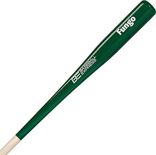 Baseball Express Wood Fungo Bat Green/Natural 34 Review