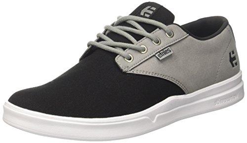 Etnies Jameson SC, Sneakers Basses Homme Noir (572-black/Grey/Silver)