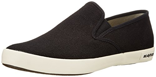 Seavees Men's 02/64 Baja Standard Slip-On - Black - 8 D(M...