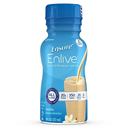 Ensure Vanilla Flavor 8 oz. Bottle Ready to Use, 64286 – Each