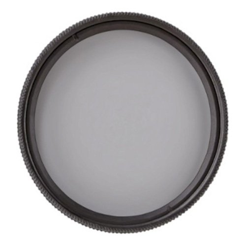 Simply Silver - New Insignia 40.5mm Circular POLARIZER Camera Lens Filter NS-CP405 Vibrant Color
