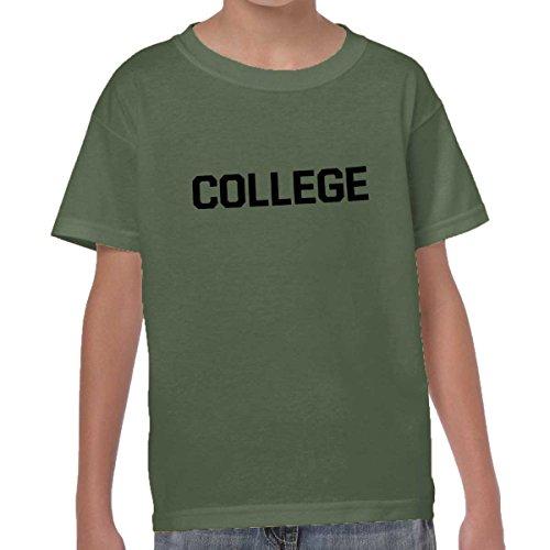 Brisco Brands College University School Spirit Funny Youth T Shirt -