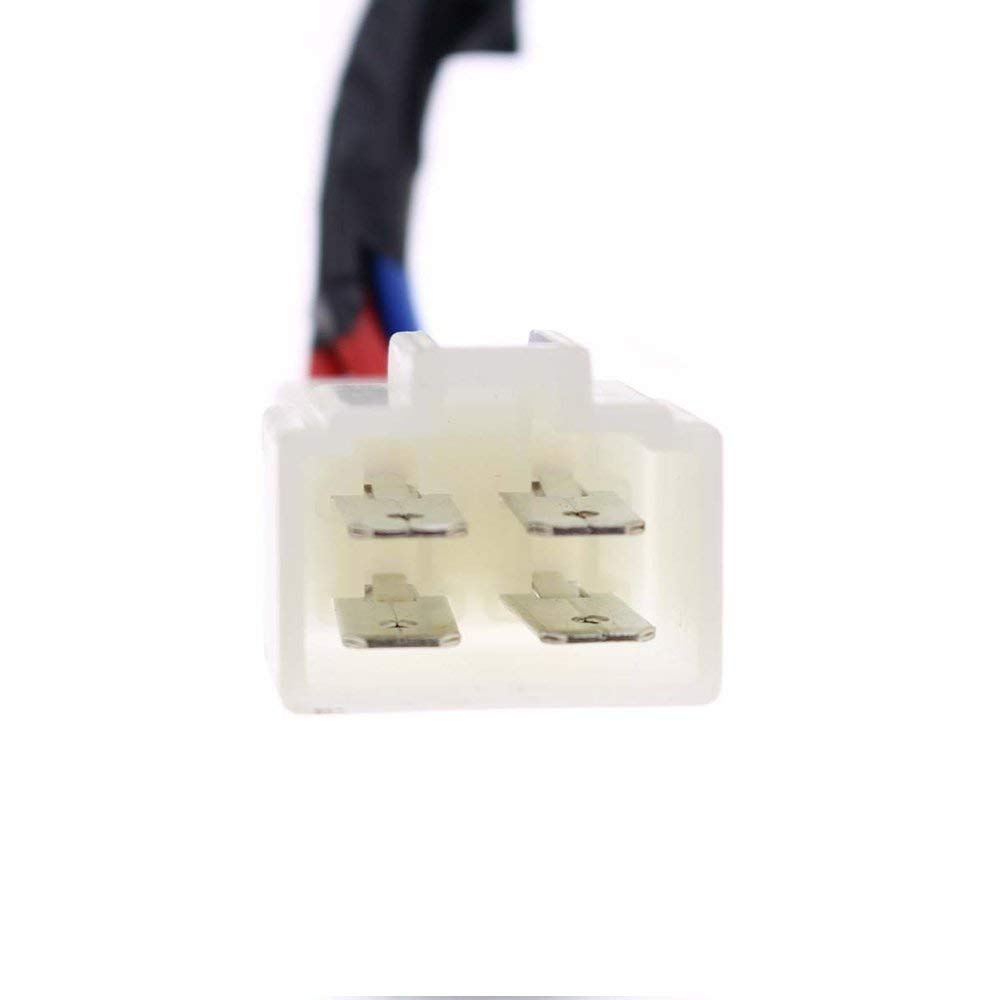 Triumilynn Starter Solenoid Relay Fits HiSun Massimo Menards Yardsport UTV 400 MSU 500 700 Replace # 37710-115-0000 376800010 37700-055-0000
