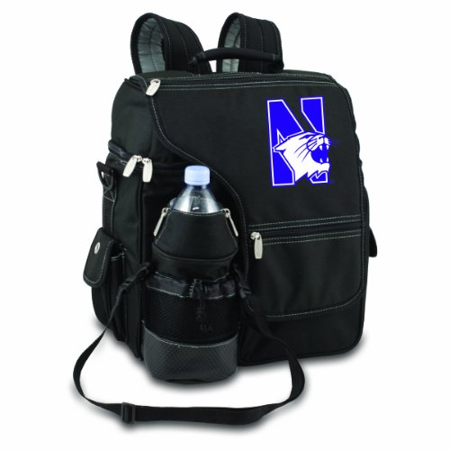 (NCAA Northwestern Wildcats Turismo Insulated Backpack Cooler)