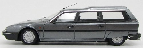 Amazon.com: KESS 1/43 Citroen CX25 TRD Turbo 2 break 1987 M Gray: Toys & Games