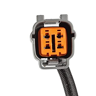 Kwiksen Oxygen O2 Sensor 234-4752 Downstream Replacement for Mazda Protege Protege5: Automotive