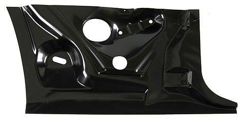 - Auto Metal Direct W-957 Quarter Panel Lower Inner Half Patch
