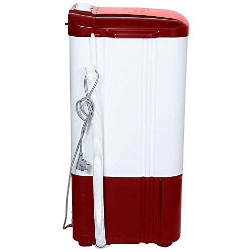 Onida 6.5 kg Washer Only (WS65WLPT1LR Liliput, Lava Red) 41c49oettdL India 2021