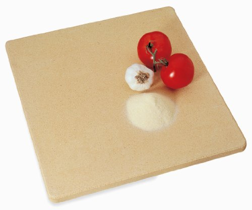 Rectangular Pizza Stone- Professional Grade Baking Stone for Oven or Grill- XL Size 16