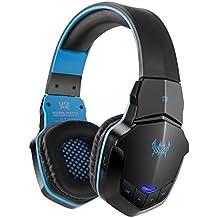Kotion Each Pro Gaming Headset B3505 Wireless Headset (Blue+Black)