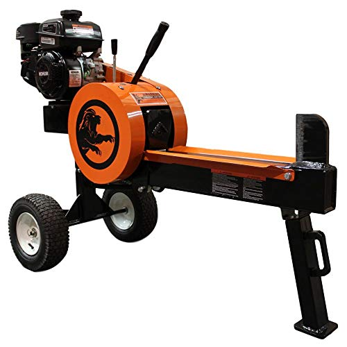 Power King 11-Ton 4.5 HP 177 cc Gas Horizontal Kinetic Log Splitter