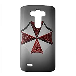Wish-Store Resident Evil Umbrella Corp (3D)Phone Case for LG G3