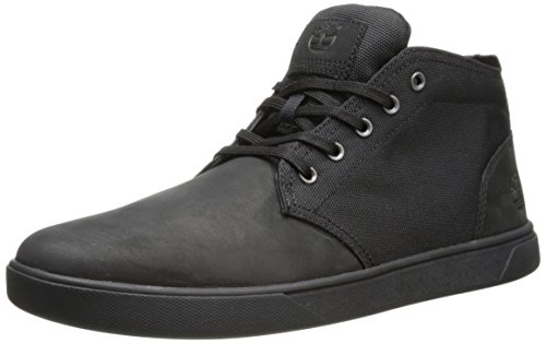 Timberland Men's Groveton CH Fashion Sneaker,Black Nubuck,11.5 M US (Timberland Smart)