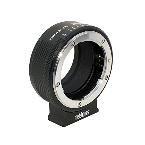 Metabones Nikon G Mount Lens to Sony E-mount / NEX Camera Lens Mount Adapter,... by Metabones