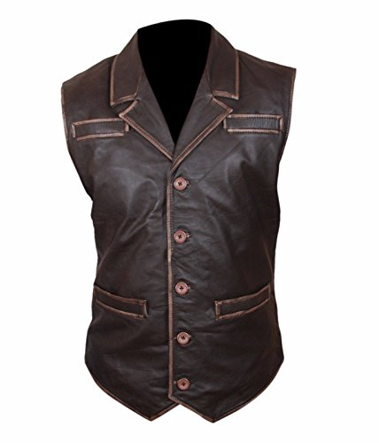 Leather Jacketd - 5