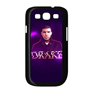 Customize Famous Singer Drake Back Cover Case for Samsung Galaxy S3 i9300 Designed by HnW Accessories