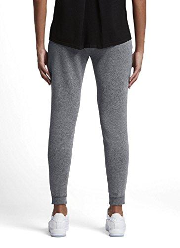 Heather Knt Pant Tch W pour Heather Nsw Carbon femme Carbon Nike Flc Gris short Negro aOqRSI
