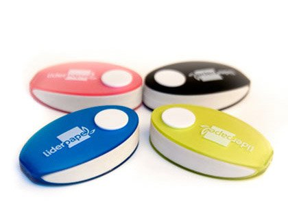 Liderpapel – Er05 Goma Con Protector De Plástico