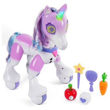 jumper clothes dress Zoomer Enchanted Unicorn Exclusive Interactive Toy