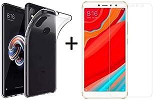 Capa + Peliculla Gel Para Xiaomi Redmi S2 - Transparente!
