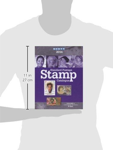 2014 Scott Standard Postage Stamp Catalogue Volume 5: Countries of the World N-Sam (Scott Standard Postage Stamp Catalogue Vol 5 Countries N-Sam)
