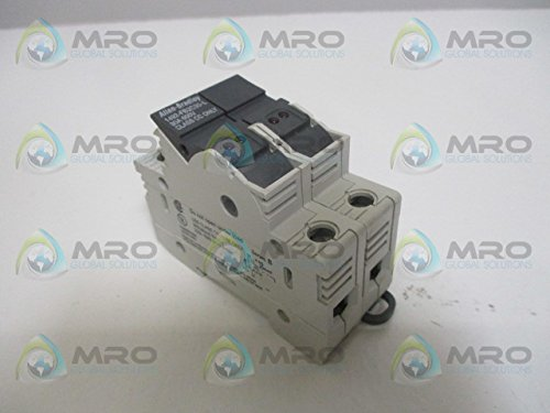 ALLEN BRADLEY 1492-FB2C30-L SER. B FUSE HOLDER 30AUSED
