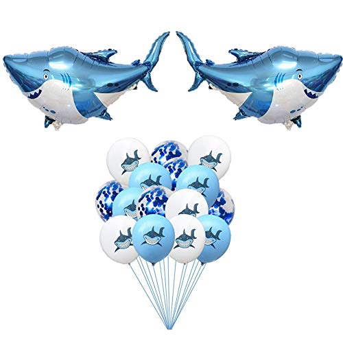 CheeseandU Animal Balloons Set for Party Decorations 10Pcs 12