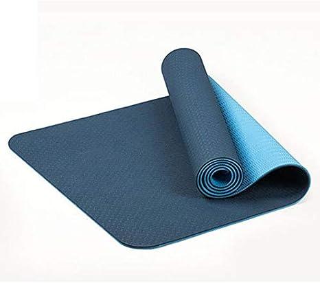 Esterilla yoga Azul de Cikuso