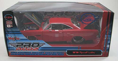 Maisto Pro Rodz 1:24 Scale 1970 Plymouth GTX- pro touring Die-cast Collection