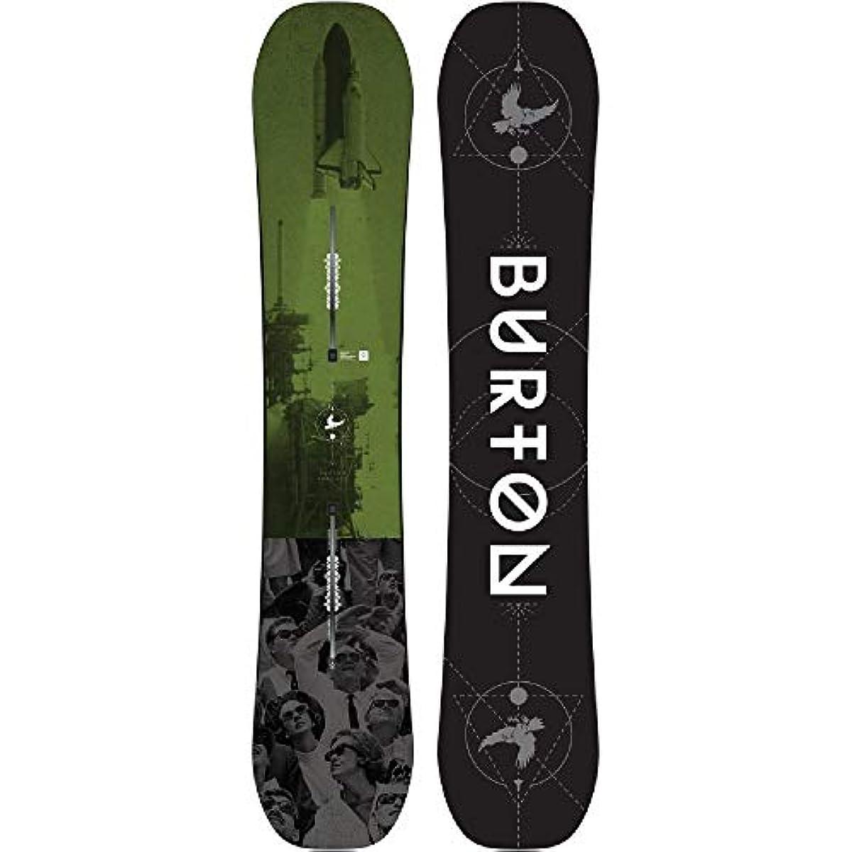 [해외] (버튼) BURTON 맨즈 스키・스노보드 보드・판 PROCESS SNOWBOARD [병행수입품]