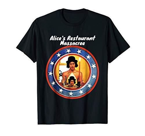 Alice's Restaurant Massacree Thanksgiving Tradition Tshirt