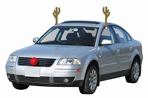 Fengf (Reindeer Car Costume)