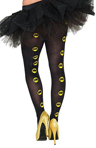 (Rubie's 38018 Costume Women's Batgirl, Black, Standard/One Size,)