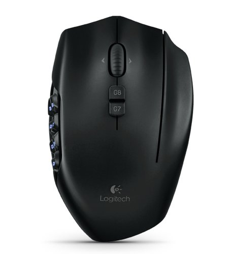 Gaming Mouse G600 MMO - black for sale  Delivered anywhere in USA