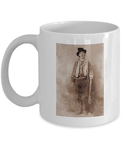 Billy The Kid Coffee Mug - In County Stores West Mall