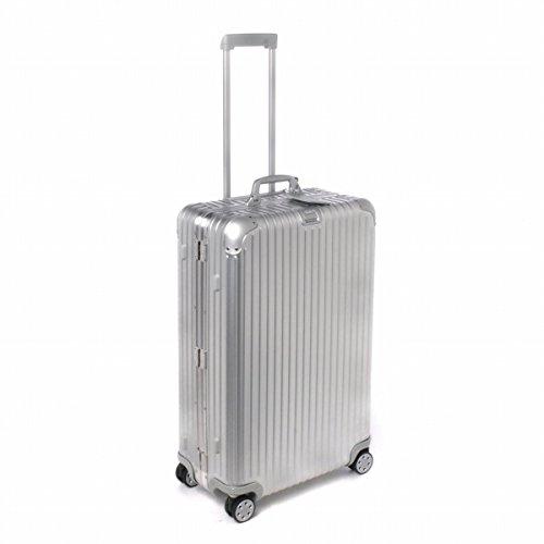 (リモワ)/RIMOWA キャリーバッグ メンズ TOPAS スーツケース 85L シルバー 92473004-0002-0013 [並行輸入品] B01MQG2U1S