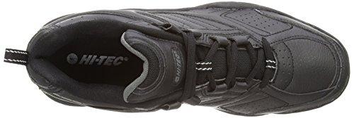 Hi-Tec Neon - Zapatos para hombre Black (Black 021)
