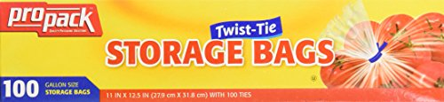 Propack Storage Original Twist Tie Gallon product image