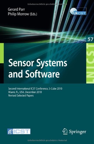 Sensor Systems and Software by , Springer