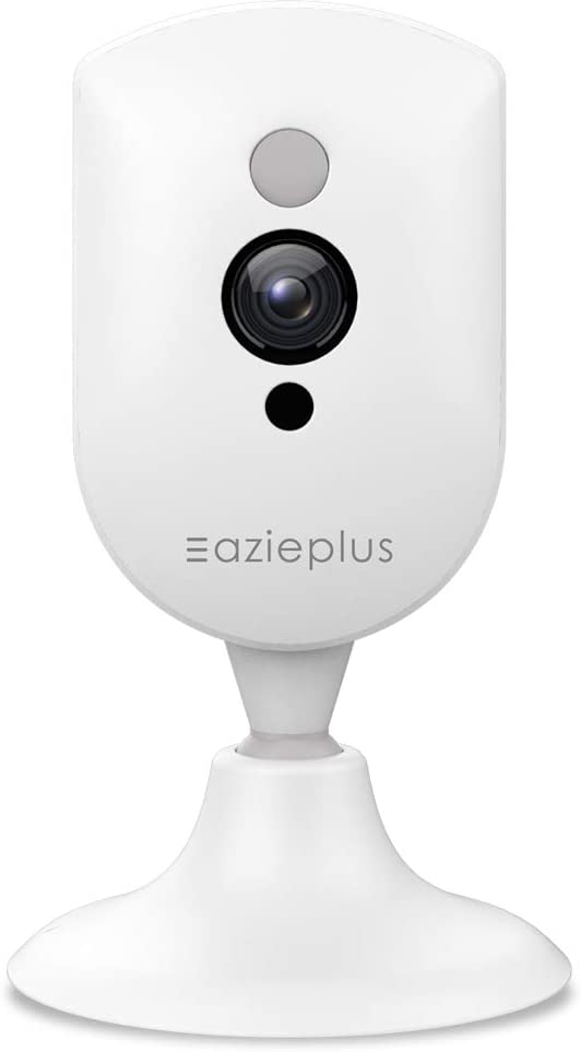 Wireless Security Camera Eazieplus 1080P HD Indoor Wifi Wireless IP Cameras for home security, Sound Detection, Motion Tracking and Alert, 2- Way Audio, Nanny/Dog/Baby Monitor, Support Alexa and Cloud